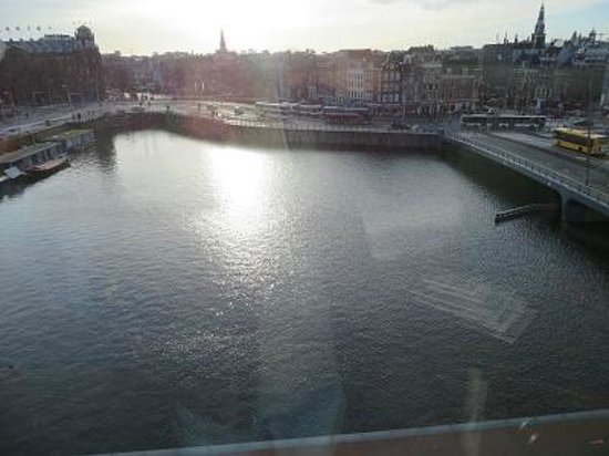 DoubleTree by Hilton Hotel Amsterdam Centraal Station : 素敵な景観