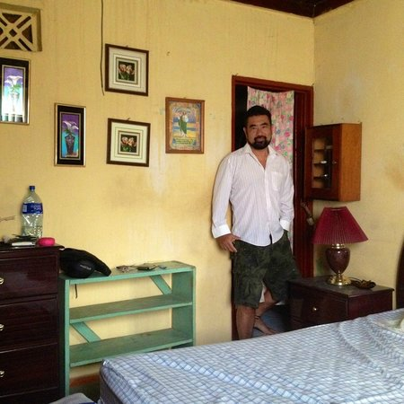 Casa Nica Spanish School : My bed room