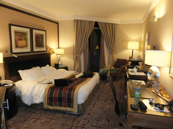 InterContinental Hotel Jeddah : Another shot of my room - one week