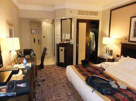 InterContinental Hotel Jeddah : My room for 1 week
