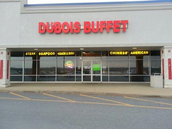 Chinese Food Dubois Pa
