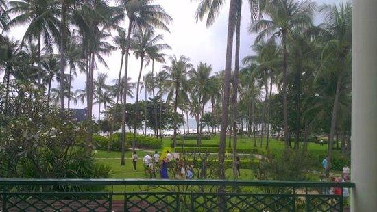 Centara Grand Beach Resort Samui : Seaview