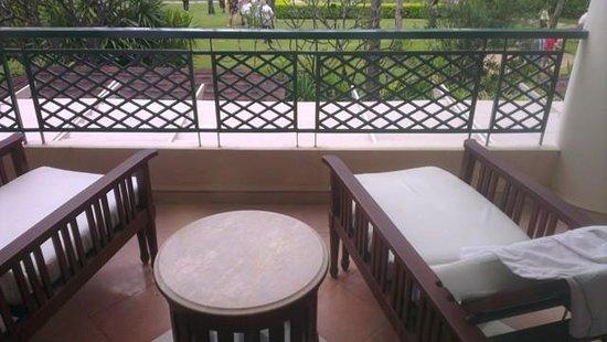 Centara Grand Beach Resort Samui : Balcony