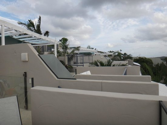 Noosa Blue Resort: Penthouses on level 3