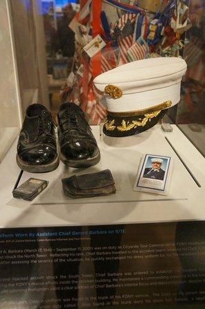 Mémorial du 11-Septembre : Ground Zero Museum Workshop