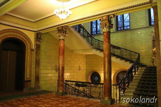 Londonskaya : На этаже
