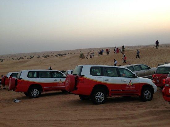 Arabian Adventures: Dune Safari Vehicles