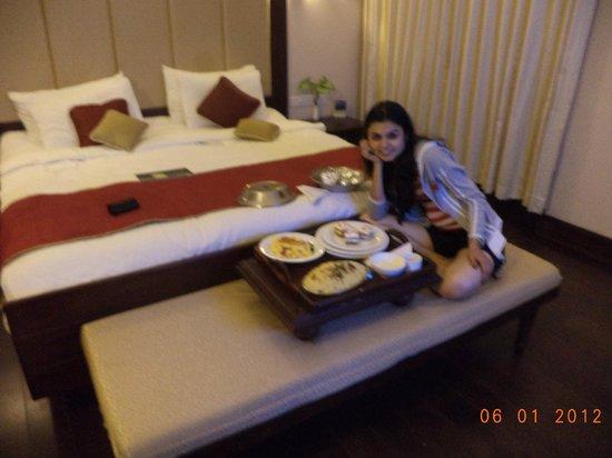 Greenwoods Resort: bedroom