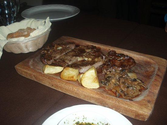 La Virundela: Steak