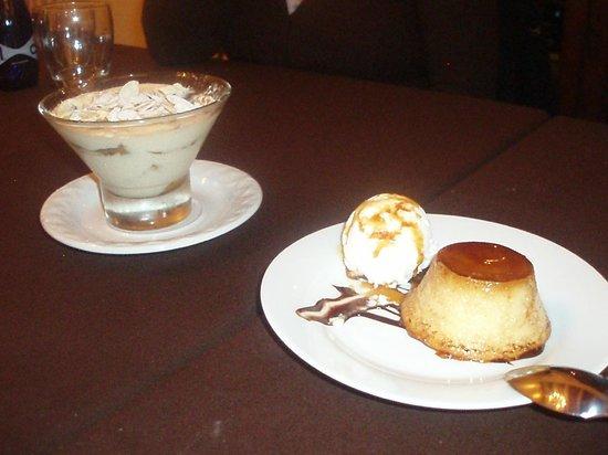 La Virundela: Dessert