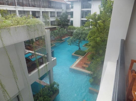 Banthai Beach Resort & Spa: View from our room