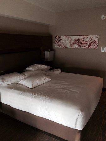 Grand Hyatt San Francisco : Comfortable bed