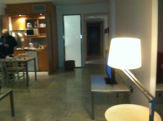 Marina Suites: big suite