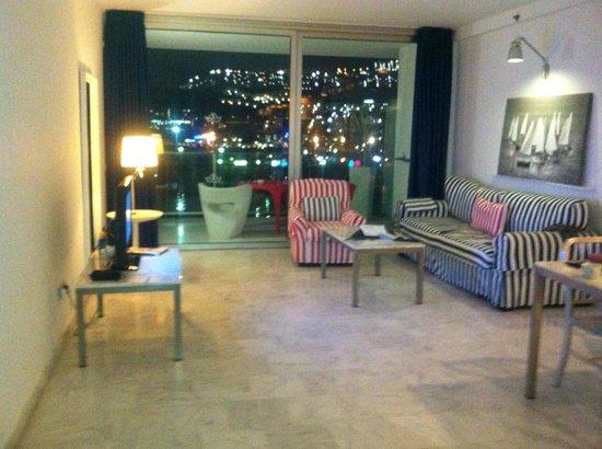 Marina Suites : view