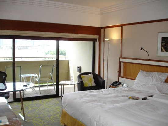 Pan Pacific Singapore: View of room