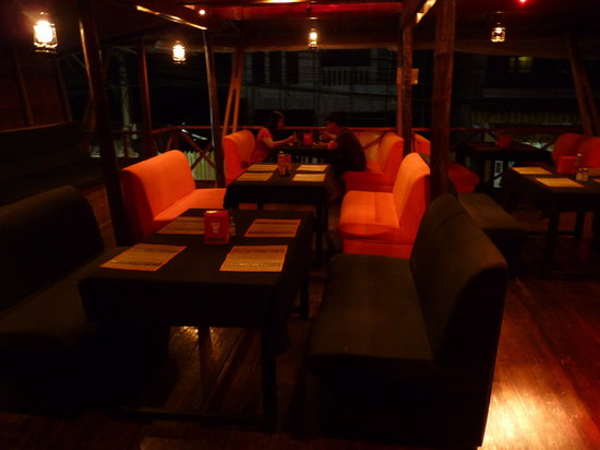 Siem Reap Party House: Our restaurant