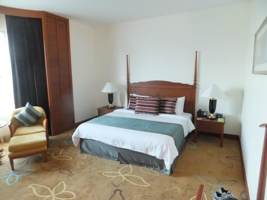 Century Park Hotel : Room