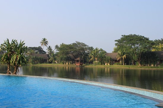 The Zuri Kumarakom: Pool