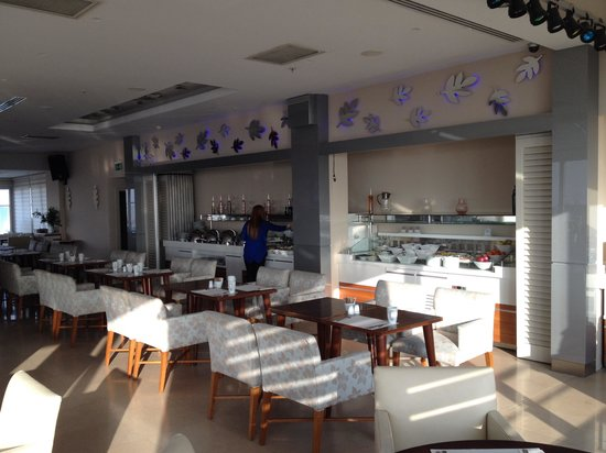 CVK Hotels Taksim : Breakfast room