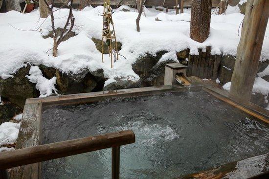 Kourakuen : Hagi room private onsen
