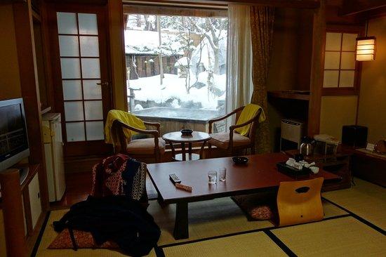Kourakuen : Hagi room view