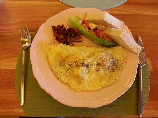 FanZhaLan B&B: Delicious breakfast