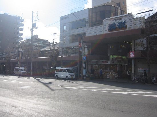Demachi Futaba: 店の外観/いつも行列