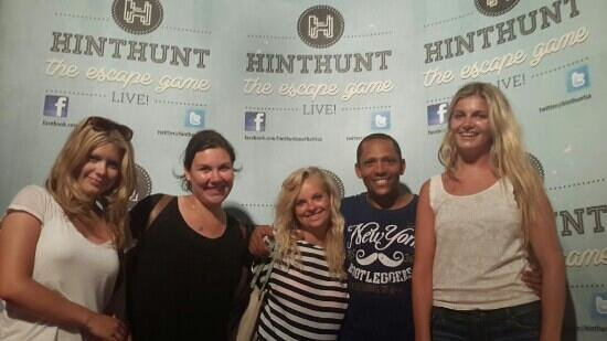 winners at hinthunt picture of hinthunt south africa cape town