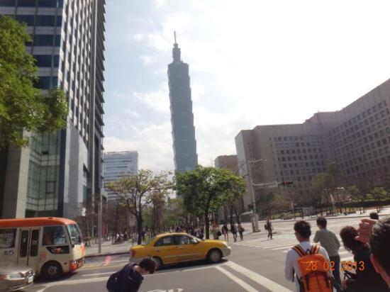 Taipei 101 (Taipei Financial Center): Photo of Taipei 101 taken with TripAdvisor City Guides