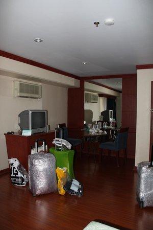 Baiyoke Suite Hotel : Номер
