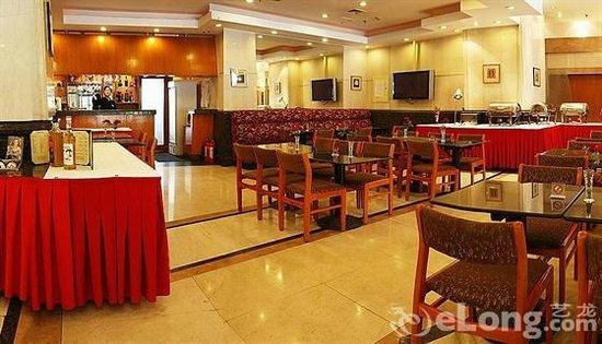 Comfort Inn & Suites: Cafeteria