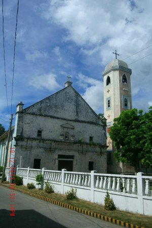 Poro Island, Philippinen: Church and Belfry