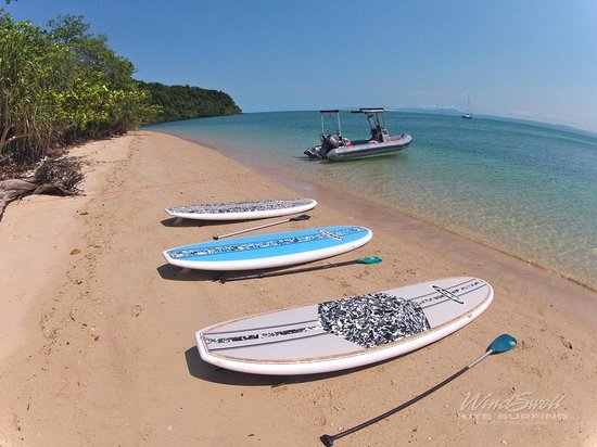 Windswell Kitesurfing and Standup Paddle: Reef Stand Up Paddle Tours
