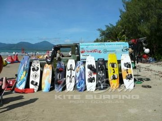 Windswell Kitesurfing and Standup Paddle: Kite Surfing Epic Tours