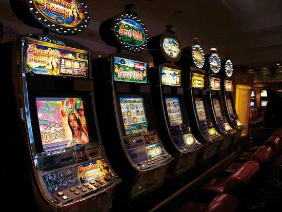Swiss Casinos St. Gallen: Glücksspielautomaten