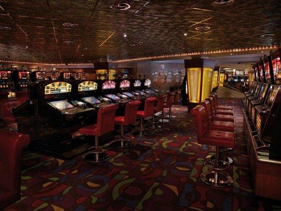 Swiss Casinos St. Gallen: Casino-Saal