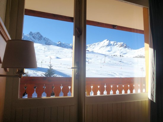 Crystal  Hotel : Room with a view!