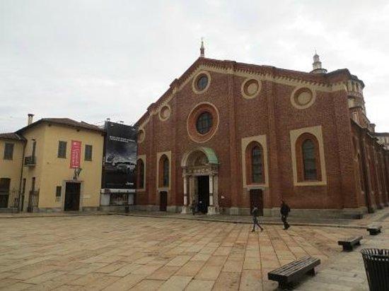 Sainte-Marie-des-Grâces (Santa Maria della Grazie) : nov 2013