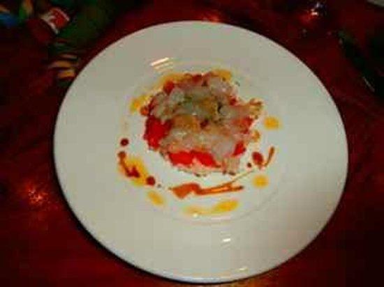 Remi de Provence: Carpaccio with lobster