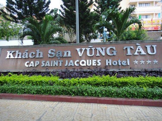 Cap Saint Jacques: Cap St Jacques Hotel