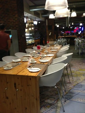 Protea Hotel by Marriott OR Tambo Airport: Restaurant