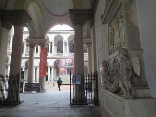 Pinacoteca di Brera: nov 2013