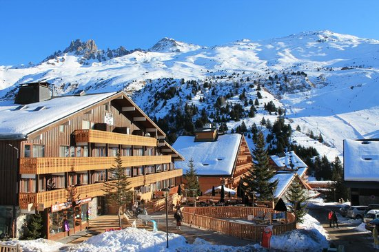 Photo of Hotel Le Mottaret Meribel
