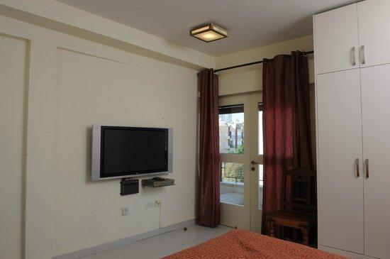 Yarden Sea Side Apartments: Bedroom - Yarden Sea Side