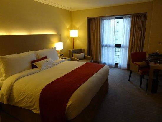 InterContinental Sao Paulo: Junior Suite - Bedroom