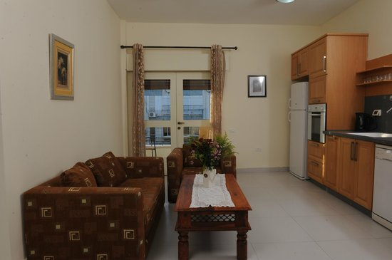 Yarden Sea Side Apartments: The One Bedroom Apartment -Yarden Sea Side
