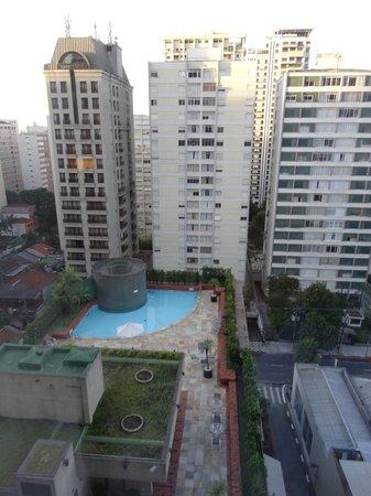 InterContinental Sao Paulo: Бассейн