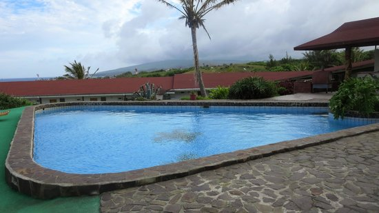 Iorana Hotel : Swimming Pool.