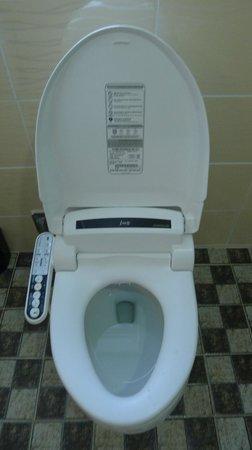 Hotel W Shinjeju : Electronic temperature control