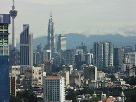 Aloft Kuala Lumpur Sentral: View